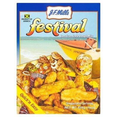 J.F. Mills Festival Mix Box (454g)