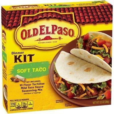 Old El Paso Dinner Kit (354g)