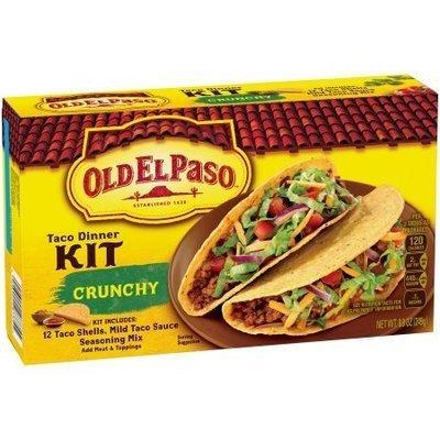 Old El Paso Dinner Kit (249g)
