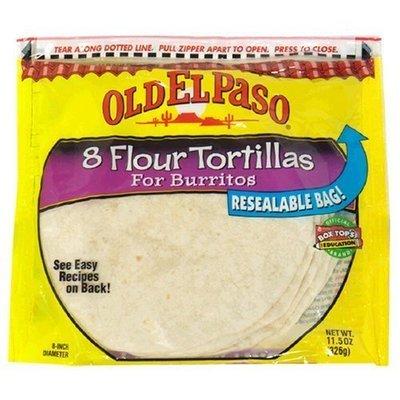 Old El Paso Flour Tortillas (8pk)