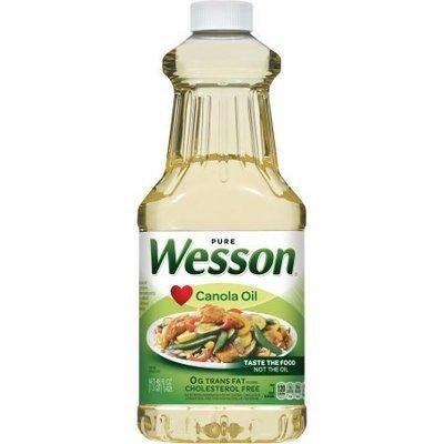 Wesson Canola Oil (1.42L)