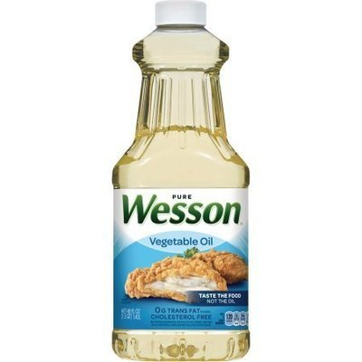Wesson Vegetable Oil (473ml)