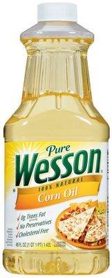 Wesson Corn Oil (1.42L)