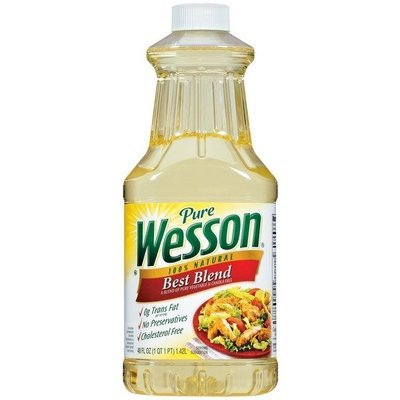 Wesson Best Blend (473ml)