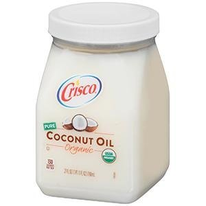 Crisco Coconut Oil (798ml)