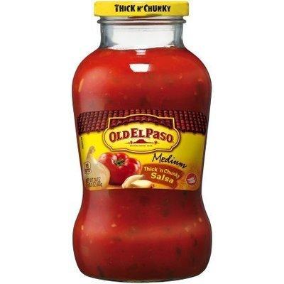 Old El Paso Thick & Crunchy Salsa (453g)