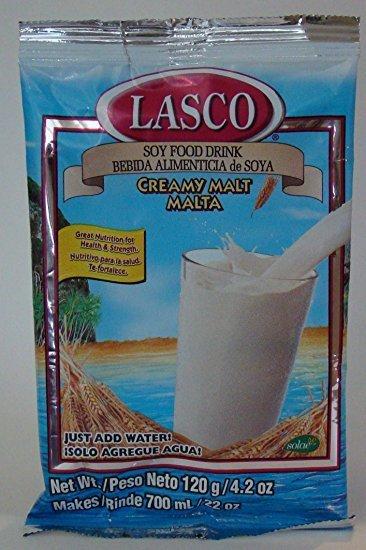 Lasco Soy Food Drink (400g) Creamy Malt