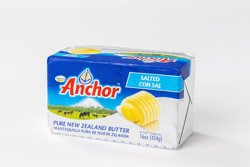 Anchor Butter Salted (454g)