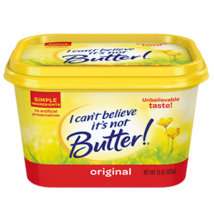 I Can't Believe It's Not Butter Original (425g)