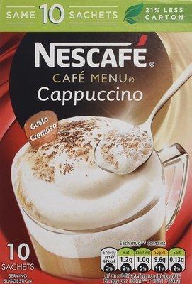 Nescafe Cafe Cappuccino (6pk)