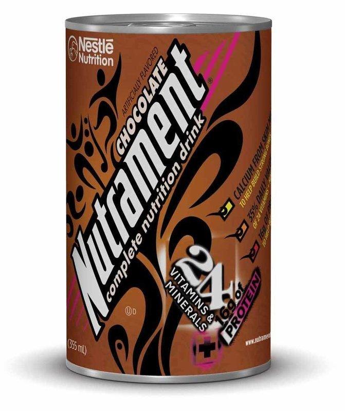 Nestle Nutrament  Chocolate (310ml)