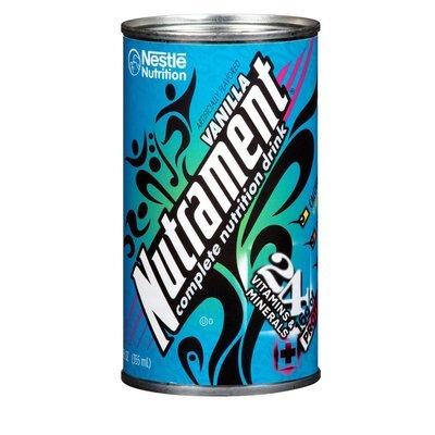 Nestle Nutrament  Vanilla (310ml)