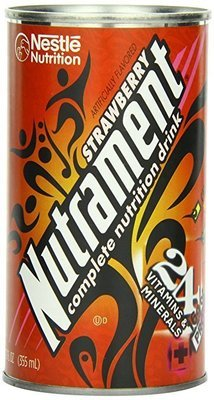 Nestle Nutrament Strawberry (310ml)