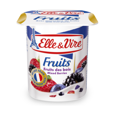 Elle & Vire Fruits Mixed Berries
