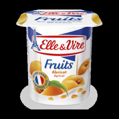 Elle&Vire Fruits Apricot