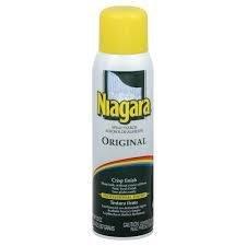 Niagra Spray starch (567g)