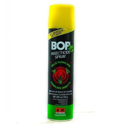 Bop Evergreen Insect Spray (400ml)