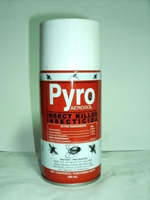Pyro Insect Killer (350ml)