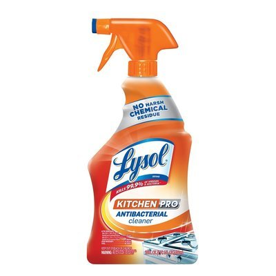 Lysol Antibacterial Kitchen Cleaner (650ml)