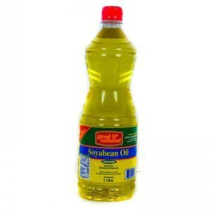 Good 'N' Natural Soybean Oil (1L)