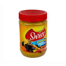 Swiss Creamy Peanut Butter (235g)