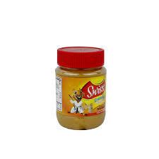 Swiss Crunchy Peanut Butter (500g)