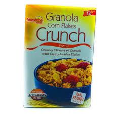 Sunshine Granola Cornflakes Crunch (370g)