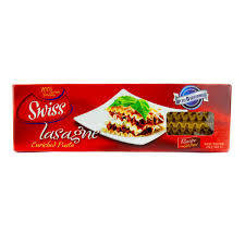 Swiss Lasagne (400g)