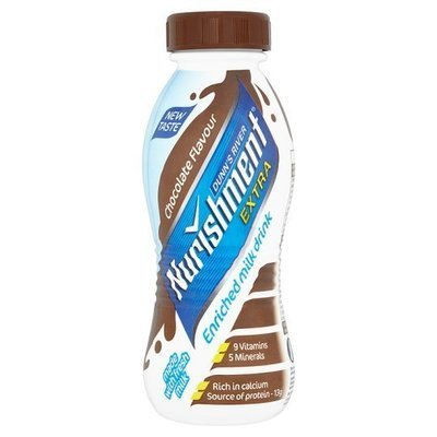 Grace Nurishment Extra Chocolate (310ml)