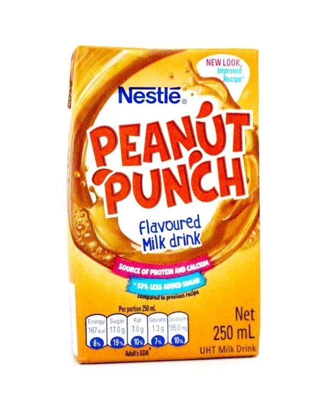 Nestle Peanut Flavored milk drink (250ml)