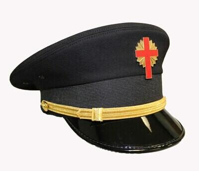 Sir Knight Black Battalion Cap  (Cap Badge not included)