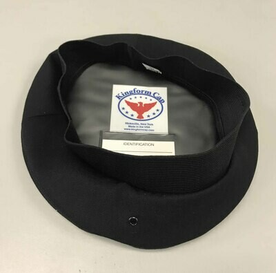 Black Battalion cap cover