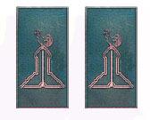 Captain General Shoulder Pins (Pair)