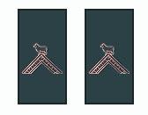 Generalissimo Shoulder Pins (Pair)