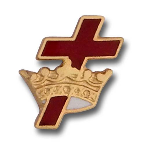Crown&Cross Cuff Links