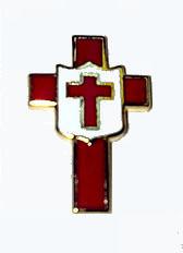 Lapel Pin Knight Preceptor Pin   24