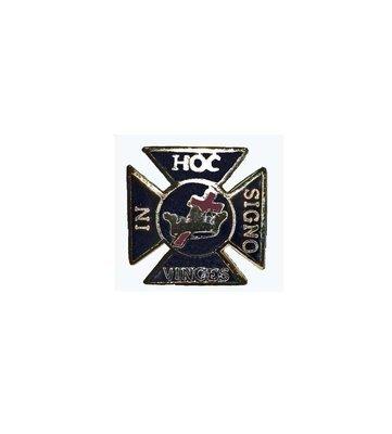 In-Hoc-Signo-Vinces lapel pin