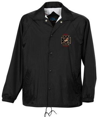 Coaches windbreaker jacket