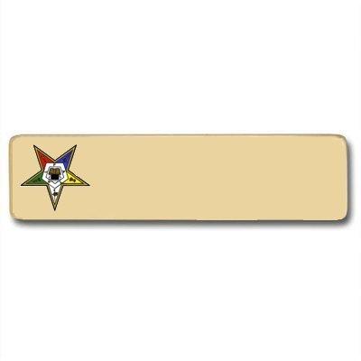 Eastern Star Name Tag
