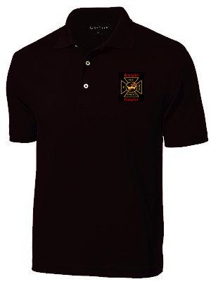 Knight Templar Polo Shirts