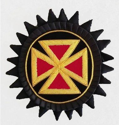 Grand Officer's Chapeau Rosette