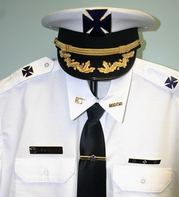 Complete Past Grand Commander Summer Uniform