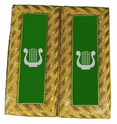 Organist Shoulder Rank