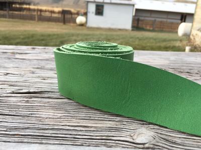 Lime green chap hornwraps