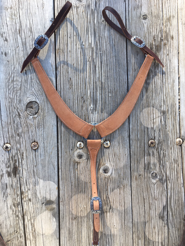 Roughout breastcollar