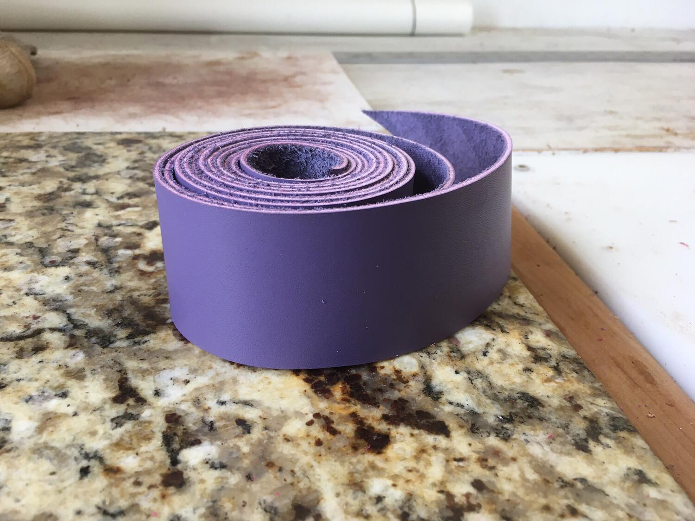 Lavender Purple Chap Hornwrap