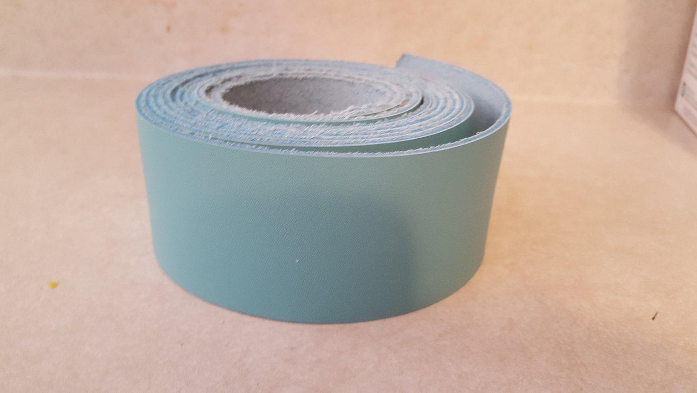 Light blue chap hornwrap