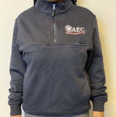 1/2 Zip CornerStone AEC Job Shirt