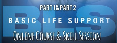 Part 1 & Part 2: BLS Online Course & Skill Session