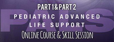 Part 1 & Part 2: PALS Online Course & Skill Session